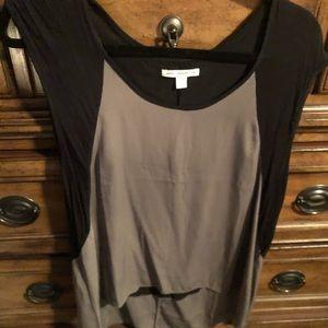 Tank style blouse a/e